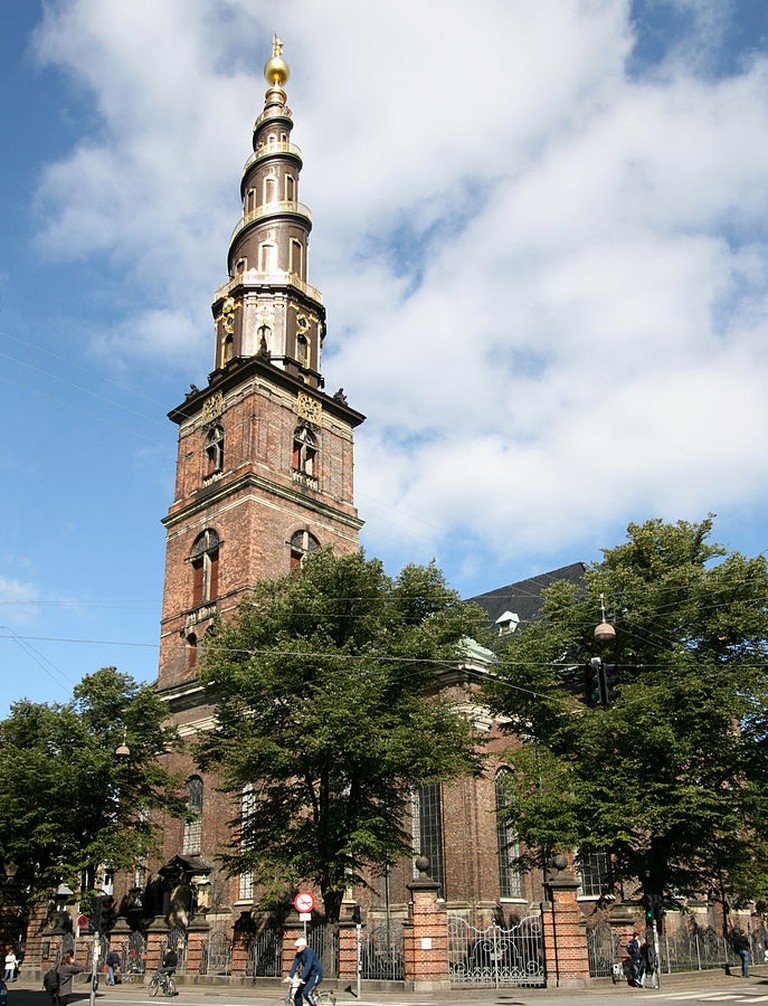 Church of our Savior | © Ib Rasmussen / Wikimedia Commons