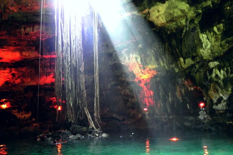 Cenote Samulá | © Razi Machay/Flickr