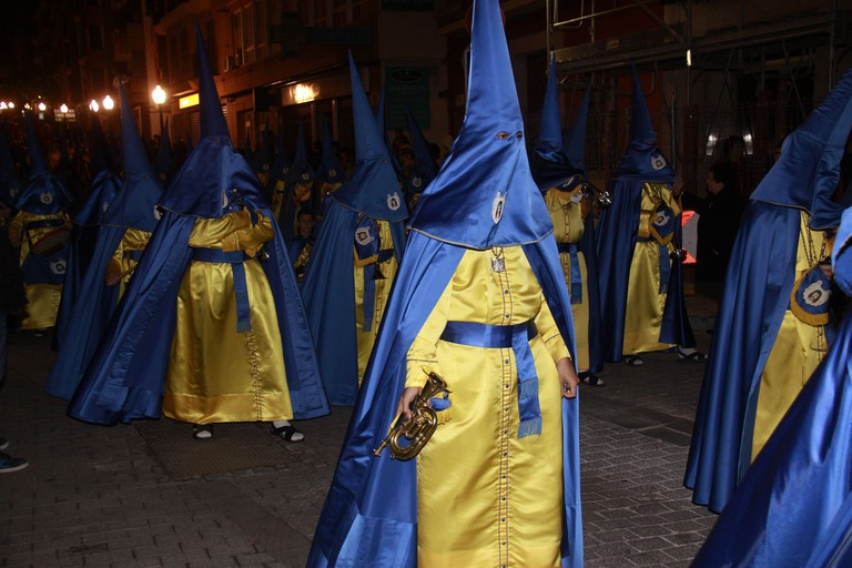 A procession of hermandades © Premsa Ajuntament de Torrent