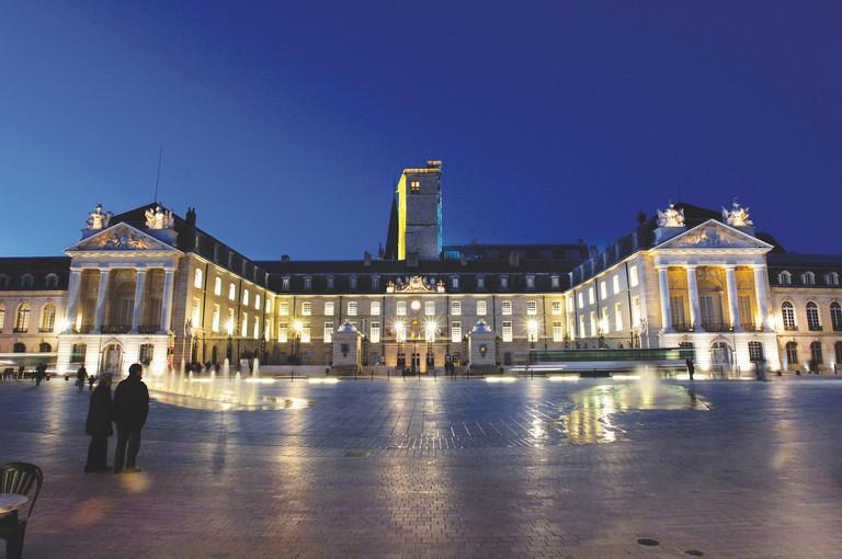 Palais des Ducs, Dijon ©OT Dijon/A. Demoulin