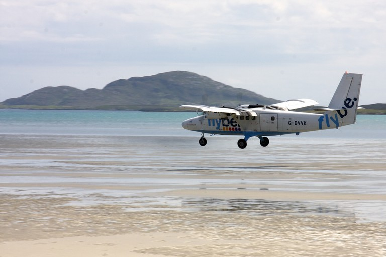 Barra Runway | © Colin Moss/Flickr