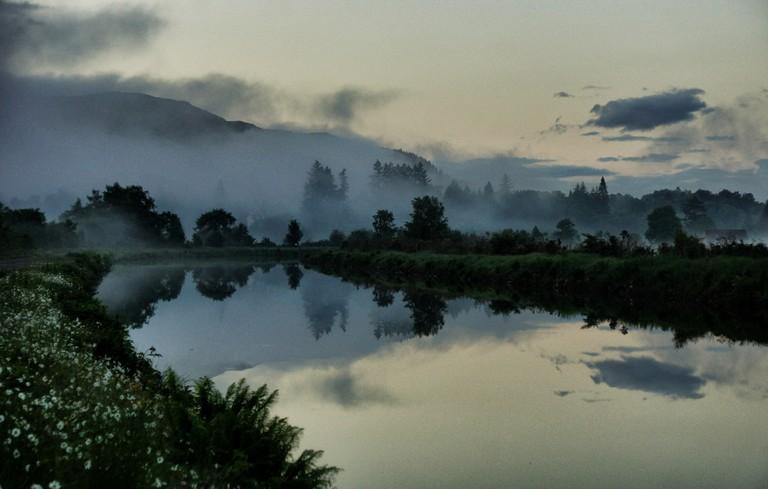 Caledonian Canal | © David McGregor/Flickr
