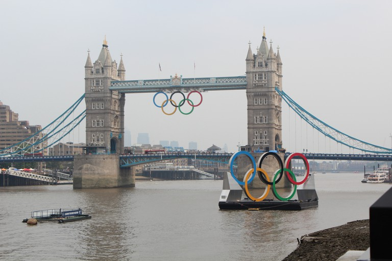 London during the 2012 Summer Olympics | © Peter Burgess /Flickr
