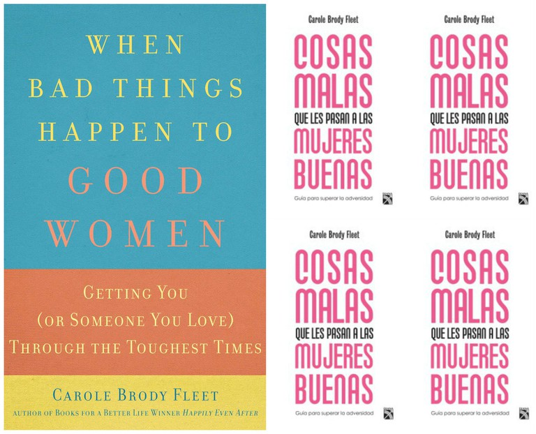 When Bad Things Happen to Good Women | © Simon & Schuster / Cosas malas que les pasan a las mujeres buenas | © Editorial Diana