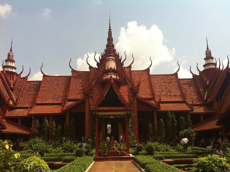 The National Museum of Cambodia   © Marissa Carruthers