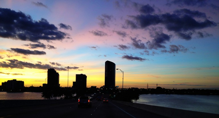 Miami Sunset | © Ines Hegedus-Garcia / Flickr
