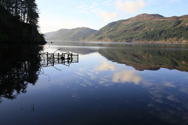 Looking North Across Loch Ness   © Sara Apps/Flickr