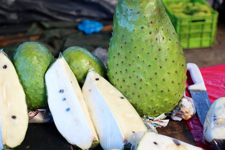 Guanabana Fruit is delicious and is believed to fight cancer