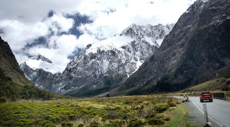 Fiordland National Park | © Bernard Spragg/Flickr