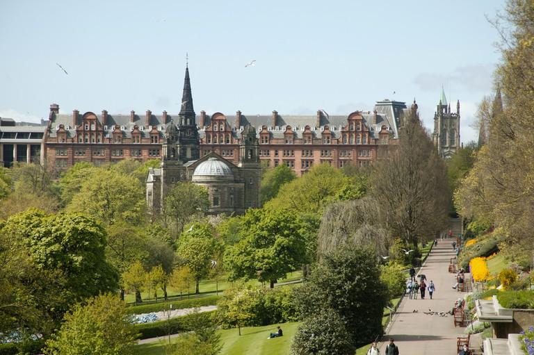 Princes Street Gardens | Courtesy Of City Of Edinburgh Council