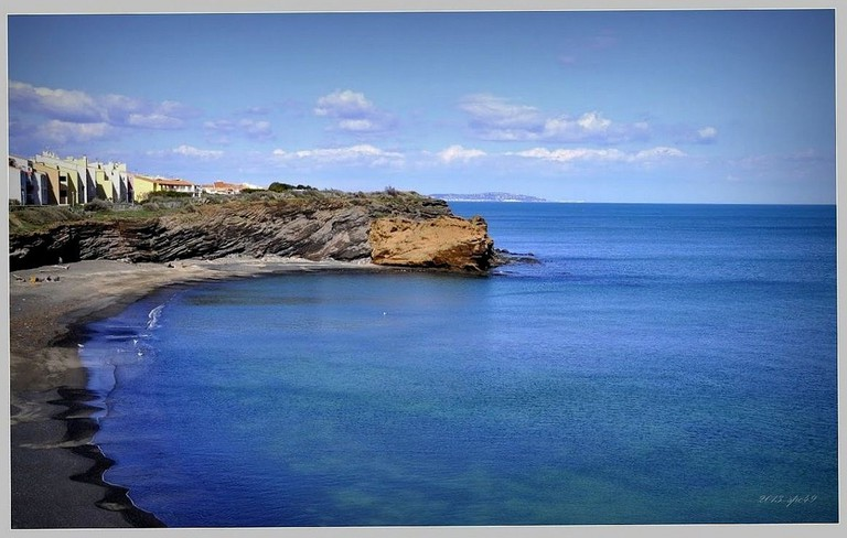 Baie du Cap D'Agde