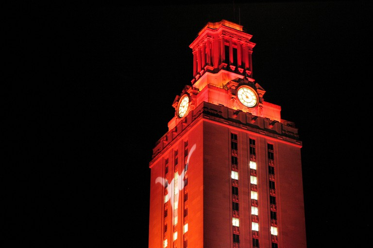 The UT Tower | © Phil Roeder / Flickr