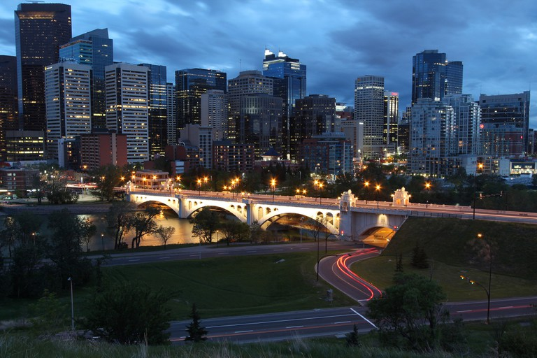 Cowtown a.k.a Calgary | © Dave Bloggs007 / Flickr