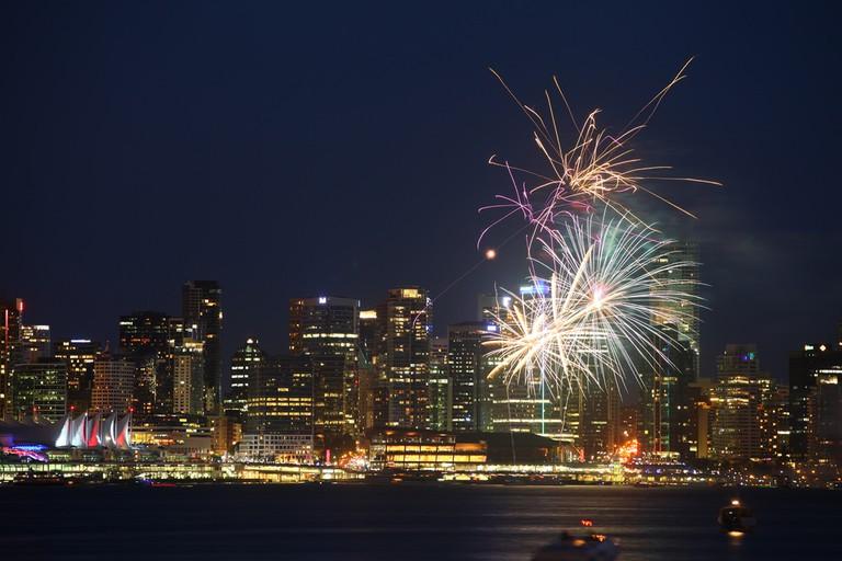 Celebrating Canada Day in Vancouver | © GoToVan / Flickr
