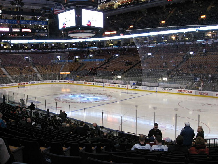 The Air Canada Centre | © Figure8/ WikiCommons