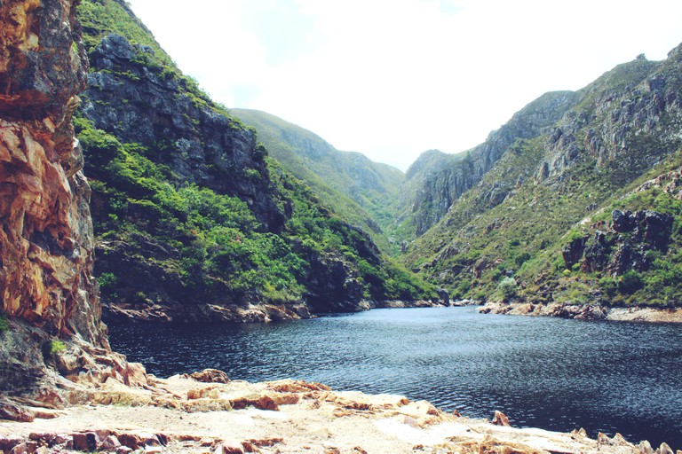 The three dams at Fernkloof