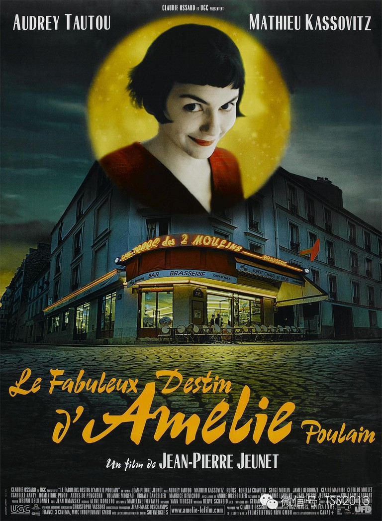 Amélie (2001) │ Courtesy of Canal+, France 3 Cinéma, UGC, and UGC Fox Distribution