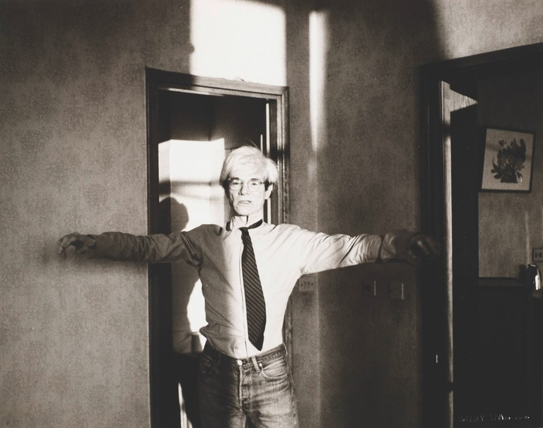 Andy Warhol, Andy Warhol, 1982 | Courtesy Phillips