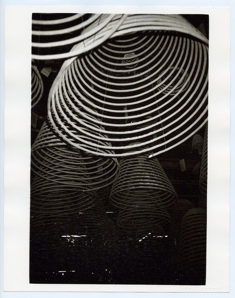 Andy Warhol, Coiled Incense, 1982 | Courtesy Phillips