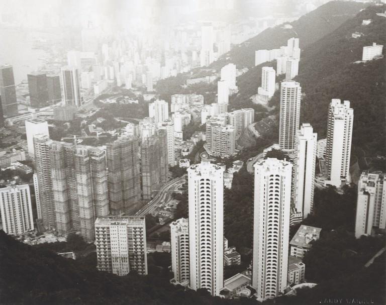 Andy Warhol, Hong Kong, 1982 | Courtesy Phillips