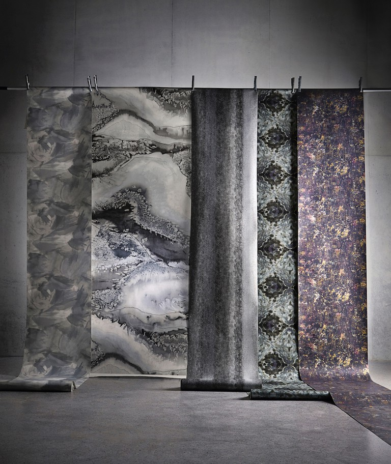 Anthology's Definition collection of wallcoverings