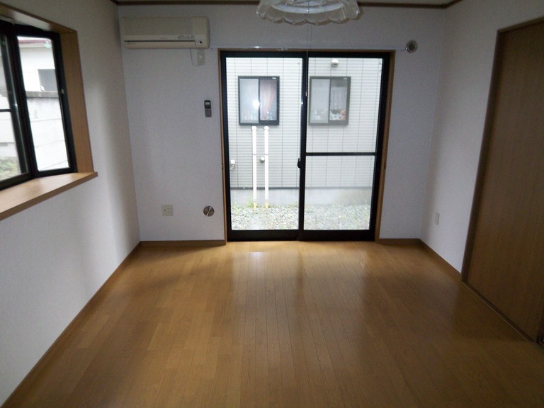 Typical Japanese Apartment