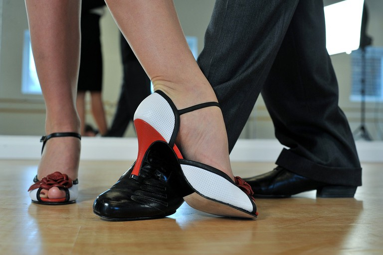 Tango | Bernard-Verougstraete/pixabay