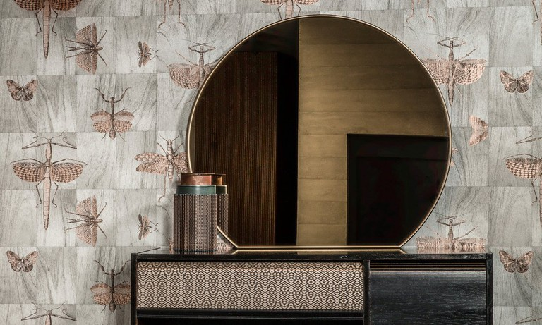 Arte's Wings wallcovering