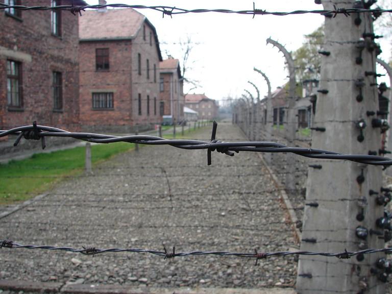 Auschwitz   © Antony Stanley/Flickr