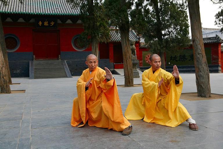 Baji Quan   © Shi Deru / WikiCommons