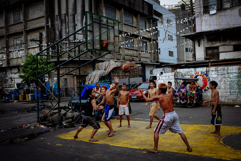 Manila basketball game | © Marcin Gabruk / Flickr
