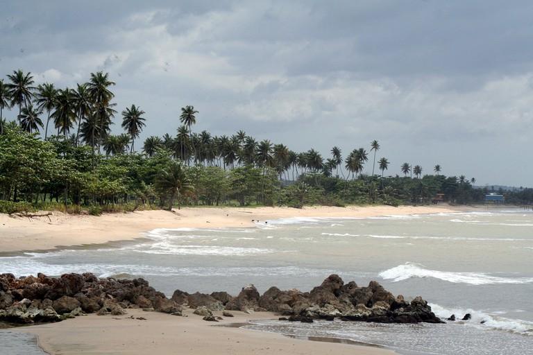 Beach area in Aguadilla | © Oscar Rohena/ Flickr