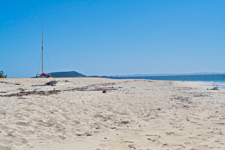Beach area in Fajardo | © Oscar Rohena/ Flickr