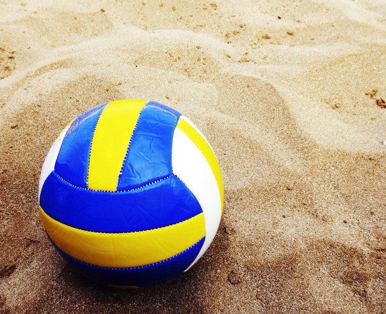 Beach volleyball | © Pixabay