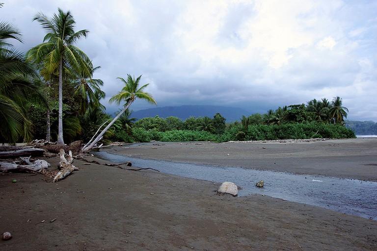 Playa Hermosa is truly a beautiful beach