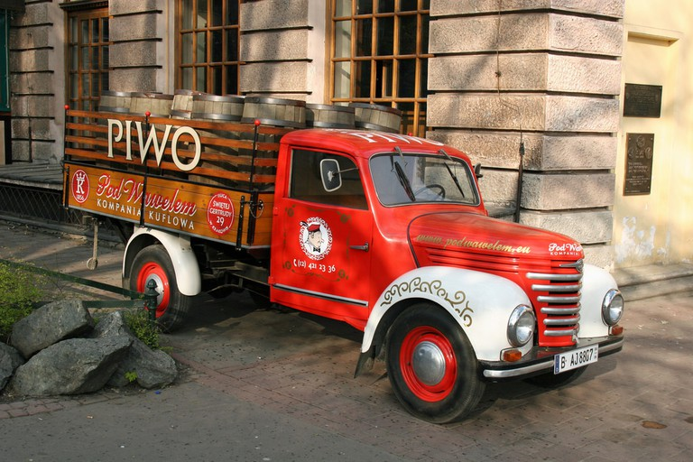 Beer Truck, Krakow | © Chris Brown/Flickr