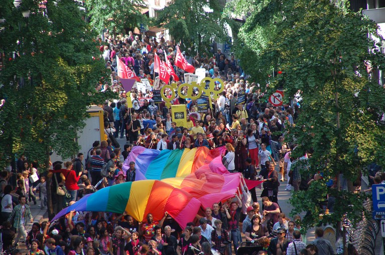 Belgian Pride | courtesy of visitbrussels.be