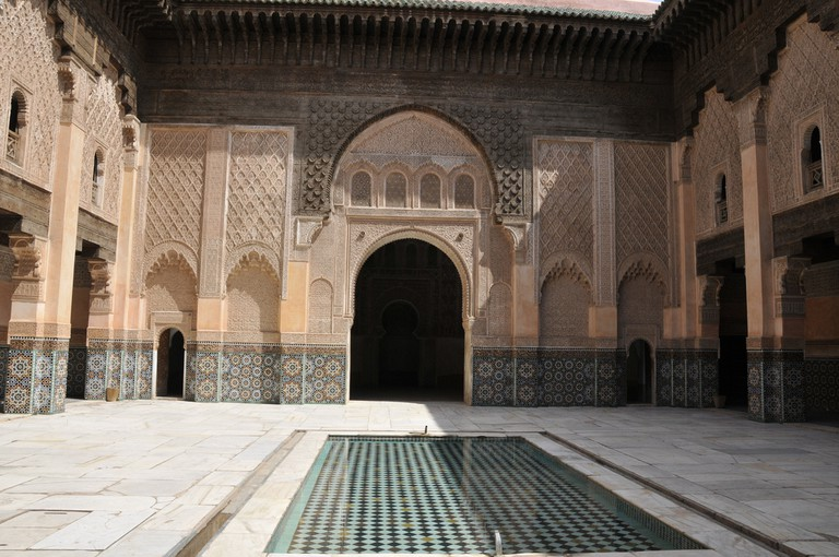 The biggest merdersa in Morocco, Merdersa Ben Youssef | © POTIER Jean-Louis / Flickr