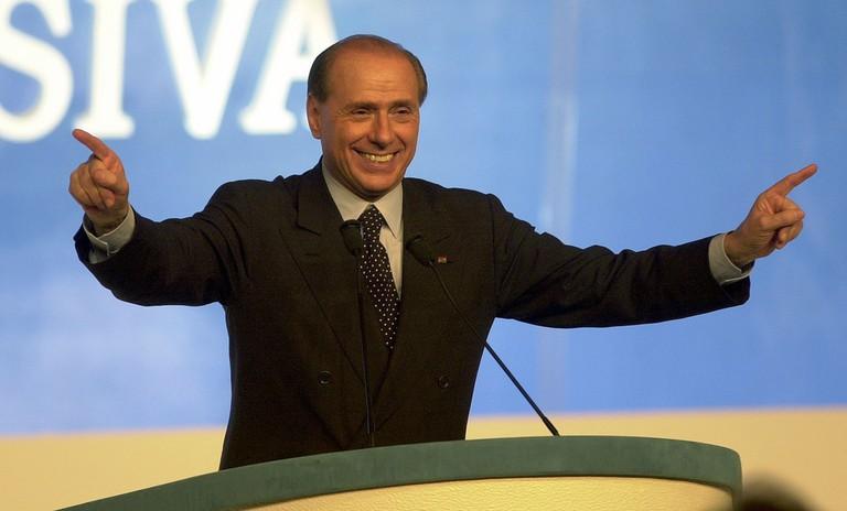 Silvio Berlusconi is said to follow Teodora's advice   © alession85/WikiCommons