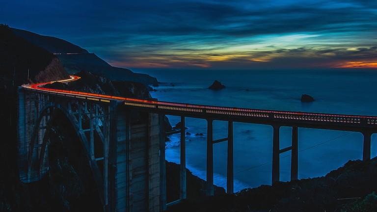 Bixby Bridge|©Ron W/Flickr