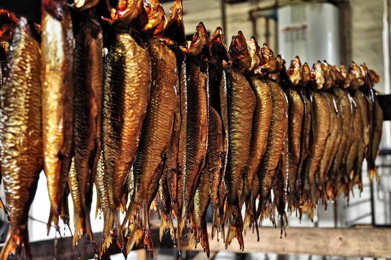 Smoked Herring | © Szymon Nitka / Wikimedia Commons