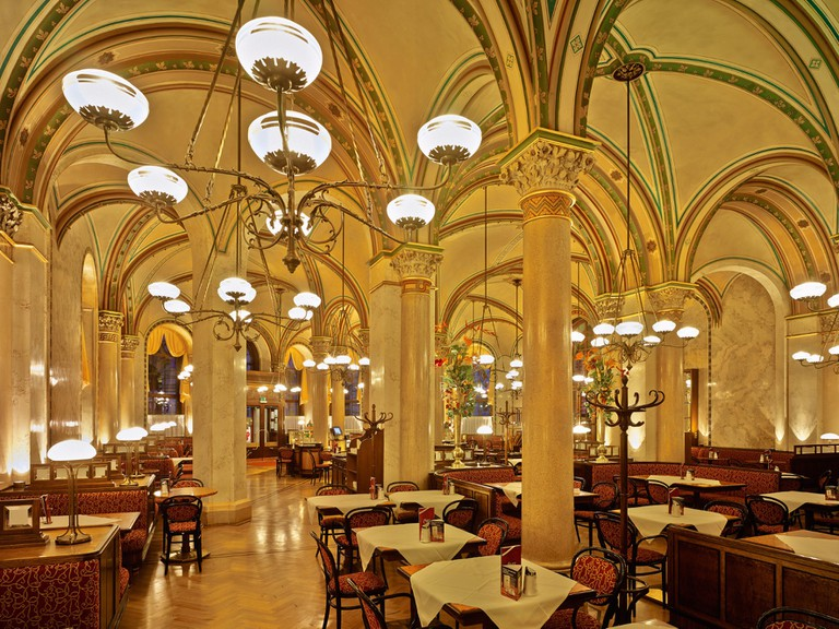 Cafe Central Morgenstimmung | © Cafe Central / Cafe Central Wien