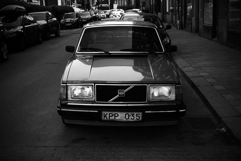 No, not everyone in Sweden drives a Volvo