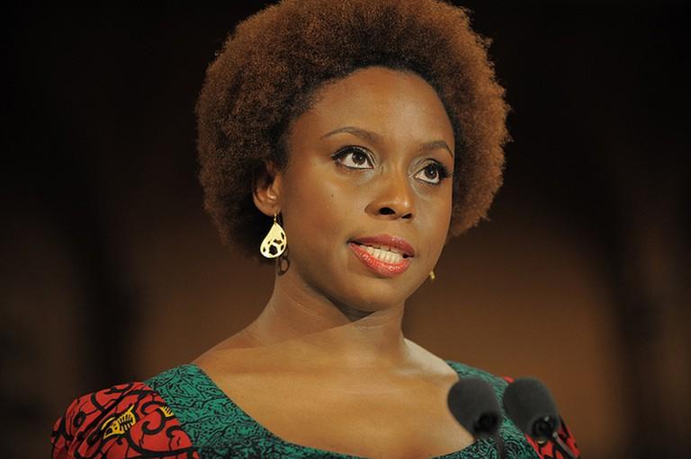 Chimamanda Ngozi Adichie, (c) Commonwealth Foundation / Flickr