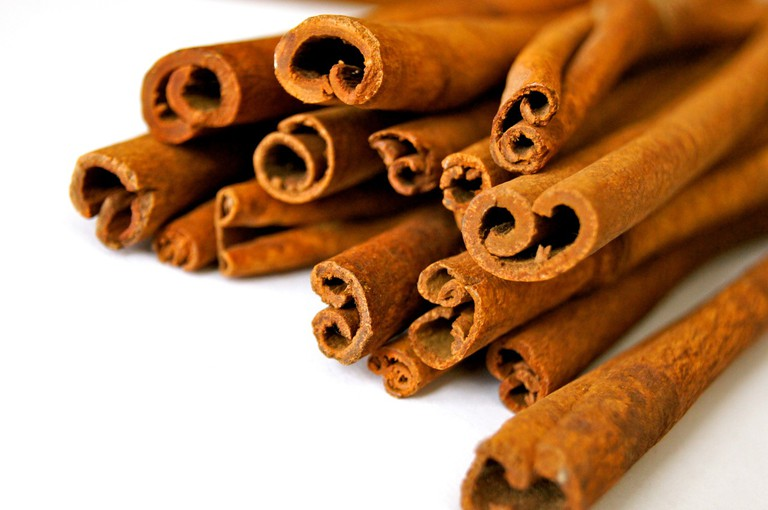 Cinnamon sticks | Pexels