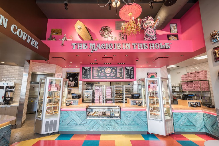 Voodoo Doughnut|©Wonho Frank Lee, Courtesy of Universal CityWalk