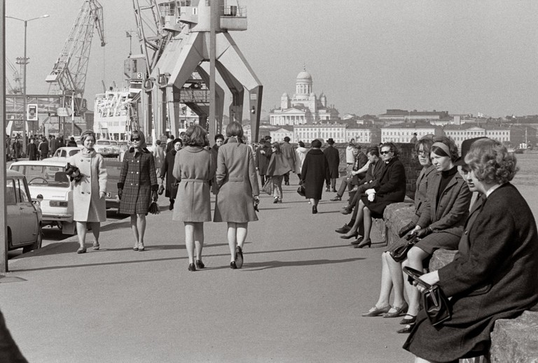 Helsinki South Harbour in 1968 | © JB / Claire Aho