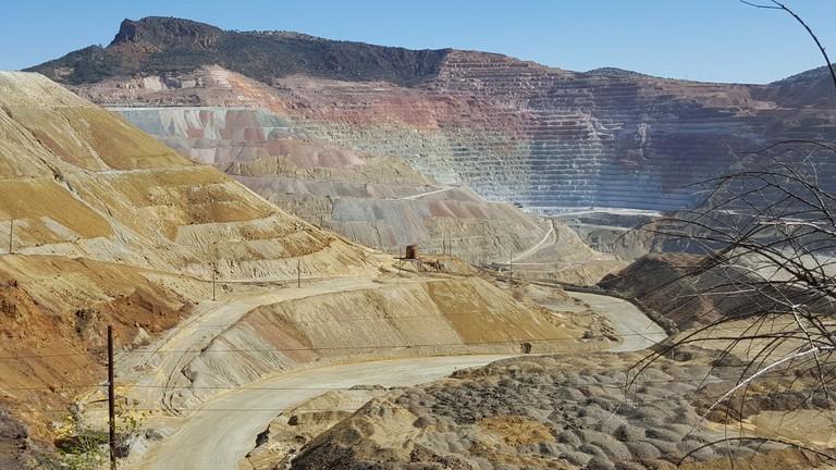 Chino Copper Mine  © Amir/Flickr