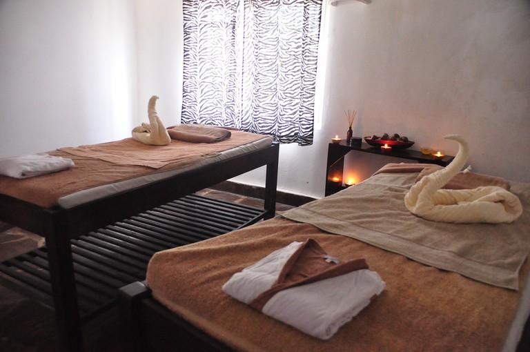 Couples Massage / Pixabay