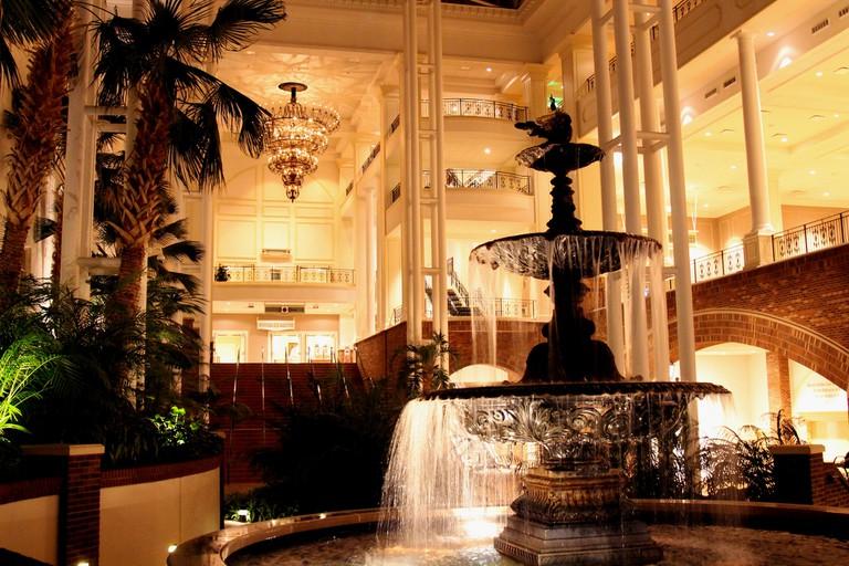 Gaylord Opryland Hotel / (c) Prayitno / Flickr